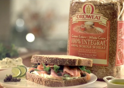 OROWEAT BREAD PERFECTED