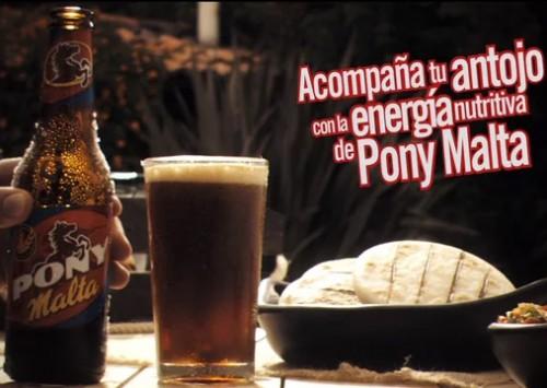 PONY MALTA Arepa